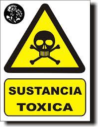 substancia tóxica