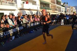 Emilio swim T1