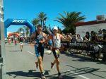 Joan Carles y Nando running