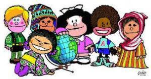 Mafalda y sus amigos del mundo