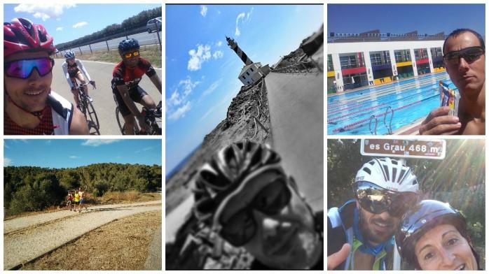 Collage enttos TTT Vitoria