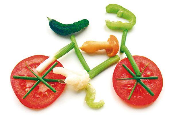 bici-comida